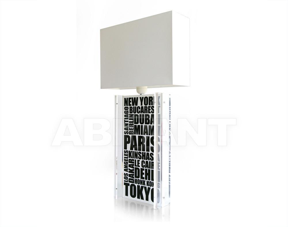 Купить Лампа настольная Acrila Luminaries City lamp Small size