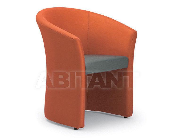 Купить Кресло Tecnoarredo srl Poltrone Direzionali TLR1B