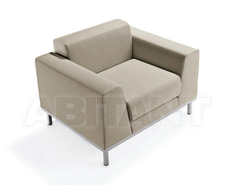 Купить Кресло Tecnoarredo srl Poltrone Direzionali TCL01