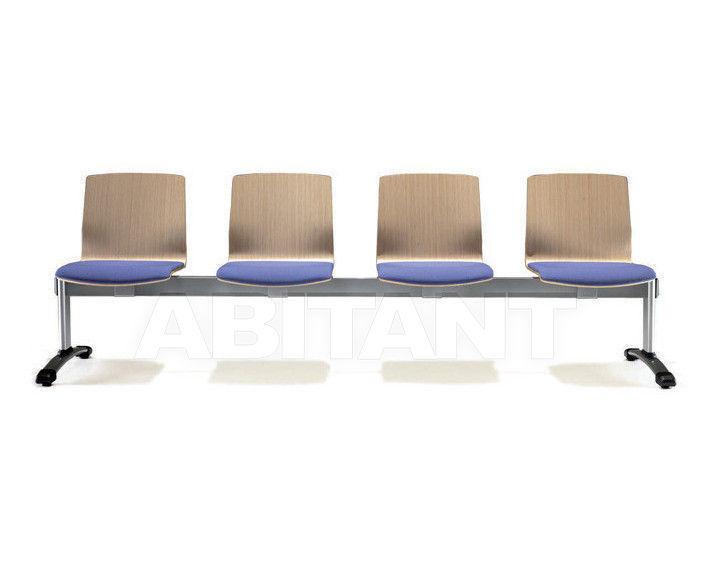Купить Кресла для залов ожидания Tecnoarredo srl Travi TNK14