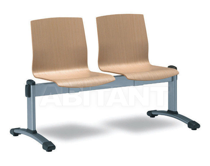 Купить Кресла для залов ожидания Tecnoarredo srl Travi TNK12AL