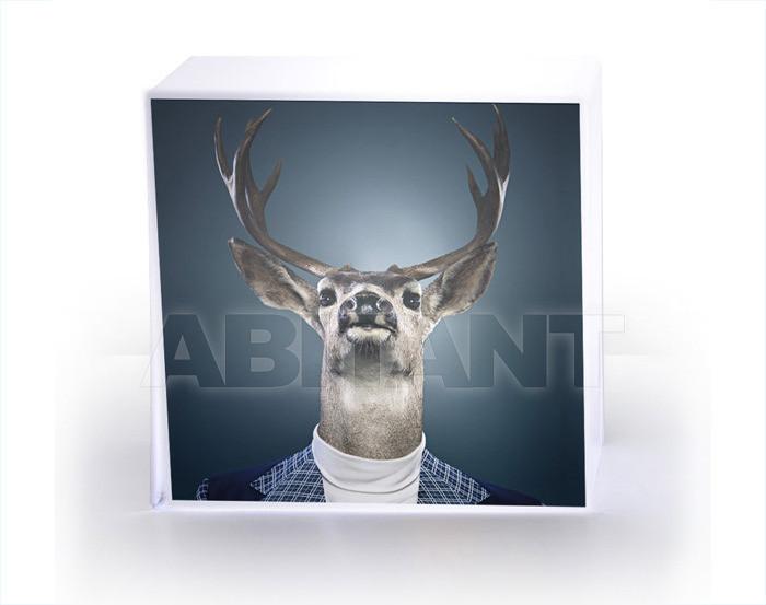 Купить Лампа настольная Acrila Luminaries Cube Lamp Deer