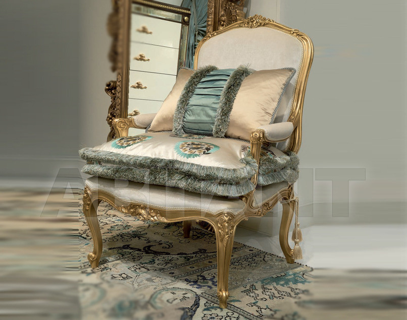 Купить Кресло Bruno Zampa Aurea MARY POLTRONA