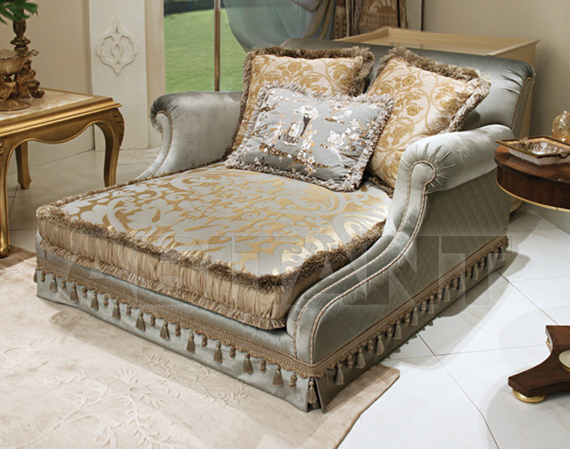 Купить Кровать Bruno Zampa Aurea Luisito twin chaise