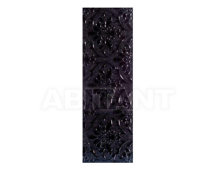 Купить Плитка напольная Seranit Serra LOTUS ORIENTAL DÉCOR BLACK