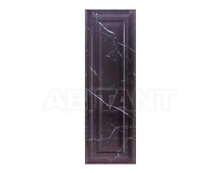 Купить Плитка напольная Seranit Serra CRYSTAL FRAME  BLACK
