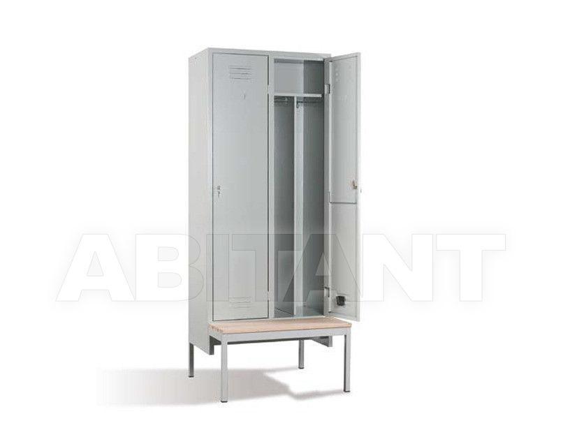 Купить Шкаф гардеробный Tecnoarredo srl Spogliatoi MPA 080 G