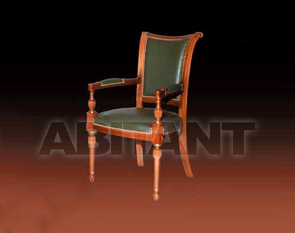 Купить Стул с подлокотниками Binda Mobili d'Arte Snc Classico X20