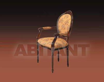 Купить Стул с подлокотниками Binda Mobili d'Arte Snc Classico 557/B