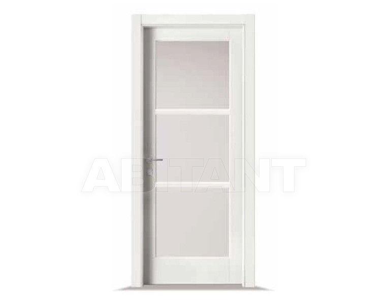 Купить Дверь деревянная Bertolotto Baltimora 2001 F3 satinato bianco