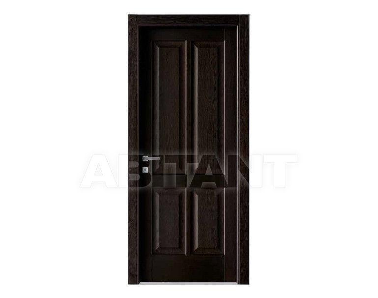 Купить Дверь деревянная Bertolotto Baltimora 2004 P Rovere Wenge