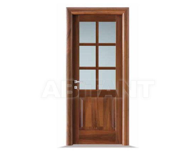 Купить Дверь деревянная Bertolotto Baltimora 2007 F6 Noce Nazionale