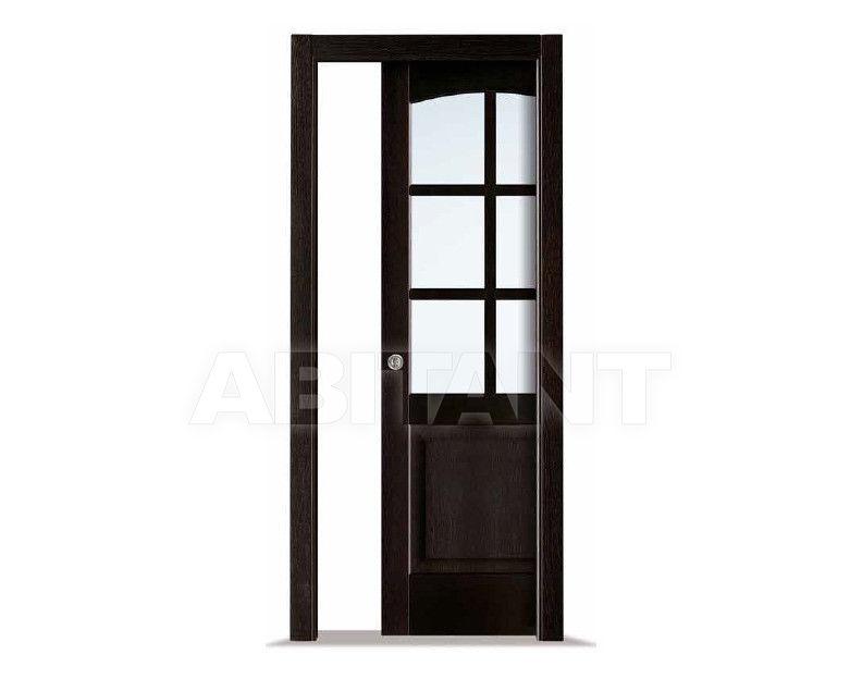 Купить Дверь деревянная Bertolotto Baltimora 2009 F6 Rovere Wenge
