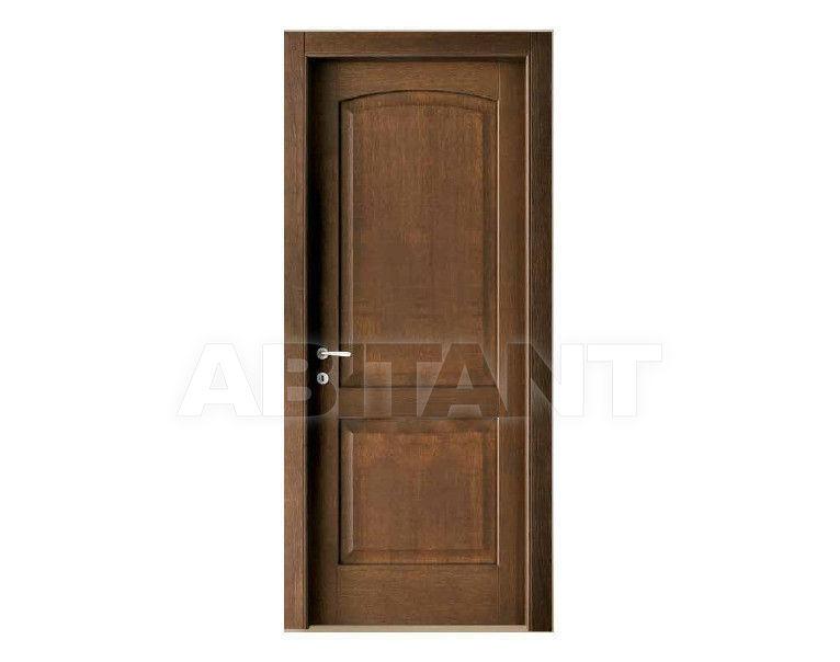 Купить Дверь деревянная Bertolotto Baltimora 2009 P Rovere Tabacco