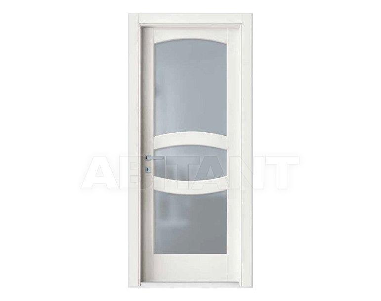 Купить Дверь деревянная Bertolotto Baltimora 2014 V Poro Aperto Bianco