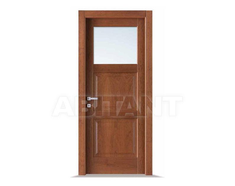 Купить Дверь деревянная Bertolotto Baltimora 2015 V1 Ciliegio