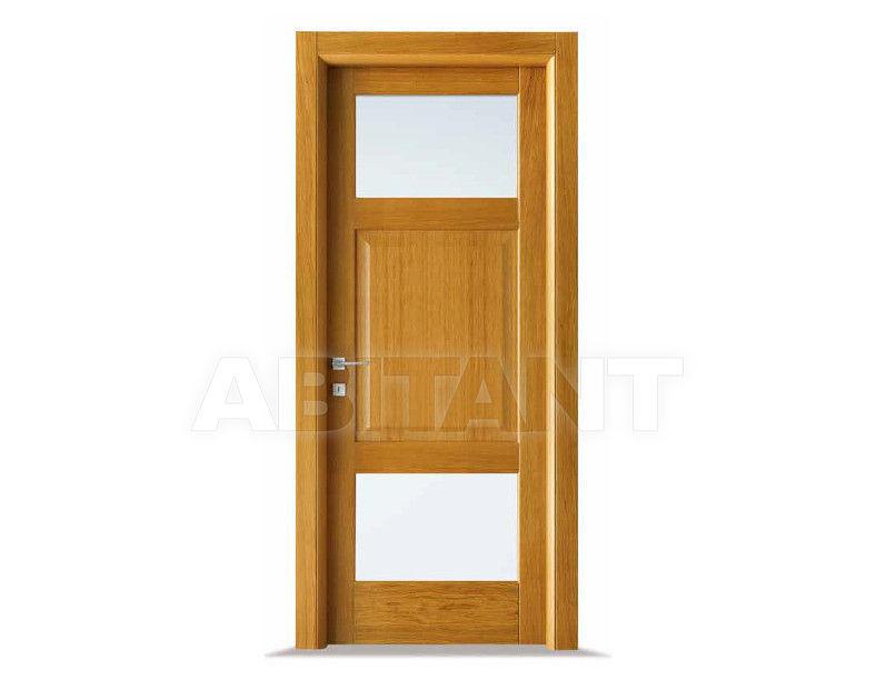 Купить Дверь деревянная Bertolotto Baltimora 2016 V1 Rovere Miele