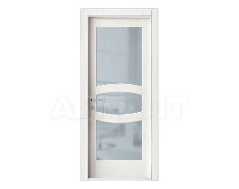 Купить Дверь деревянная Bertolotto Baltimora 2017 V Poro Aperto Bianco