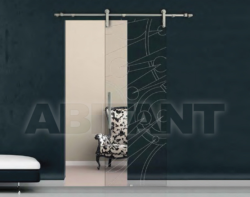 Купить Дверь  стеклянная Bertolotto Casa Zen andromeda glass tr