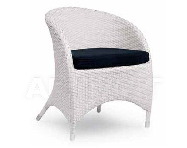 Купить Кресло LOTUS Contral Outdoor 527 BCO = bianco