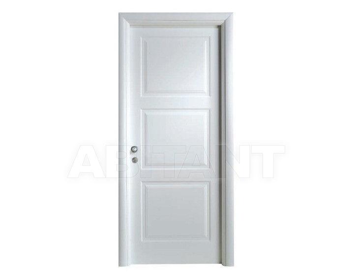 Купить Дверь деревянная Bertolotto Dakar l3u pantografato laccata bianco