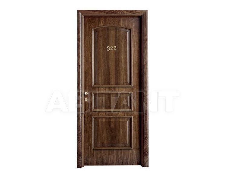 Купить Дверь деревянная Bertolotto Dakar l3p ce Noce Nazionale