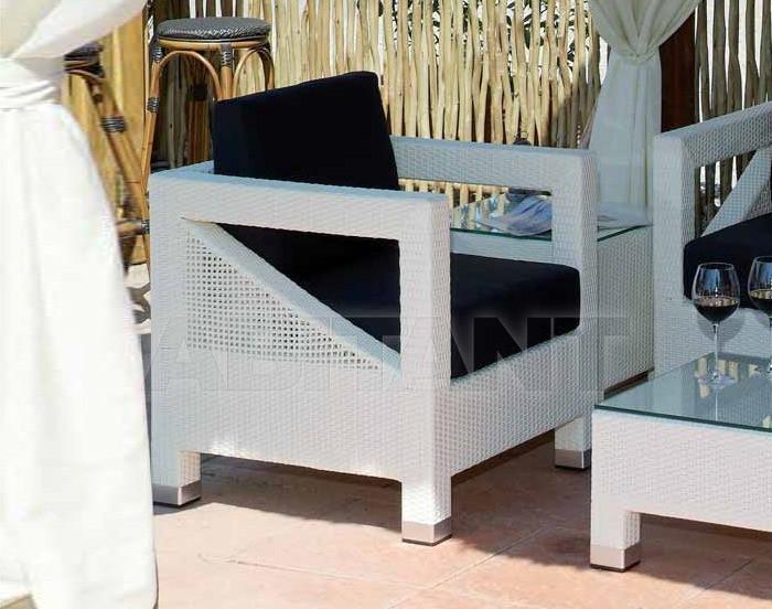 Купить Кресло TEOREMA Contral Outdoor 536 BCO = bianco