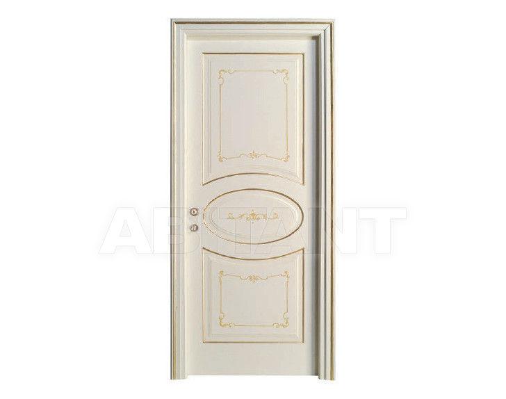 Купить Дверь деревянная Bertolotto Dakar nova cristiana pantografato finitura patinato con filo oro