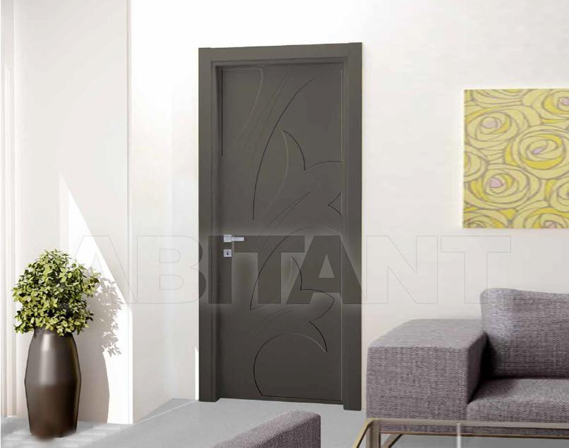 Купить Дверь деревянная Bertolotto Natura hyacintus pantografata gray
