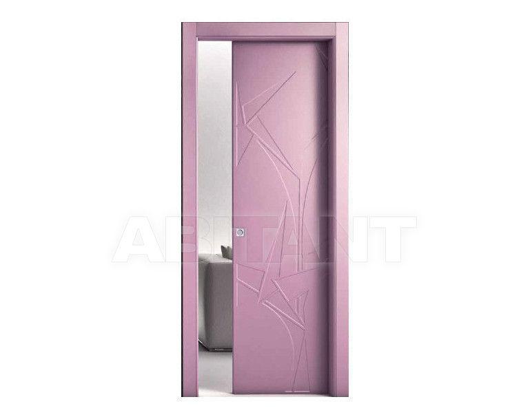 Купить Дверь деревянная Bertolotto Natura sterlitz pantografata rose