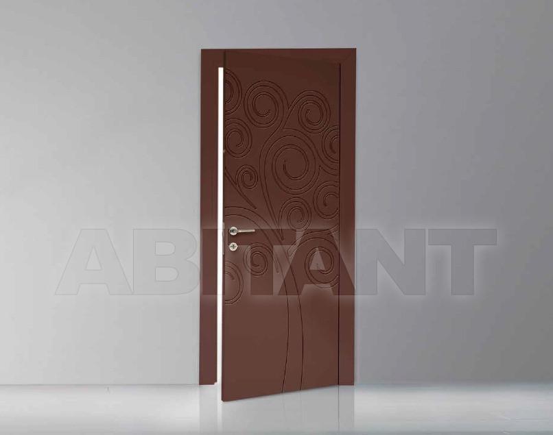 Купить Дверь деревянная Bertolotto Natura tree incisa brown
