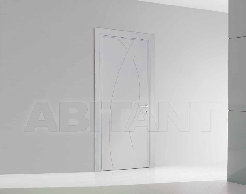 Купить Дверь деревянная Bertolotto Natura adriade pantografata white