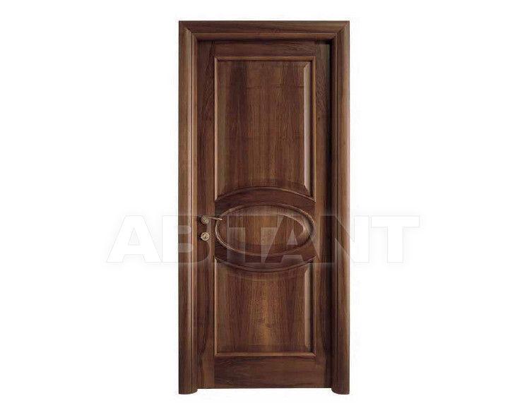 Купить Дверь деревянная Bertolotto Venezia nova piena Noce Nazionale