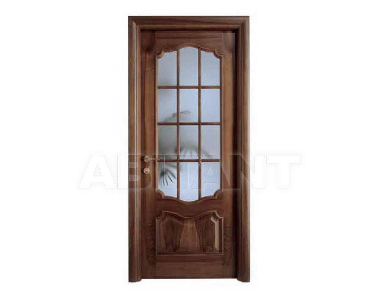 Купить Дверь деревянная Bertolotto Venezia f f12 Noce Nazionale