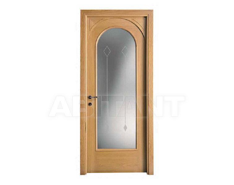 Купить Дверь деревянная Bertolotto Venezia h16 arc v Rovere Miele