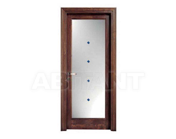 Купить Дверь деревянная Bertolotto Rodi 1 v softwood noce