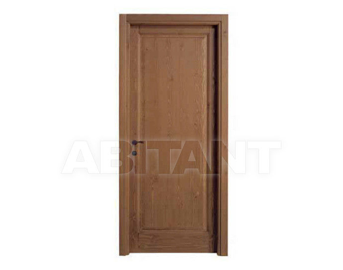 Купить Дверь деревянная Bertolotto Rodi 1 p abete rusticato