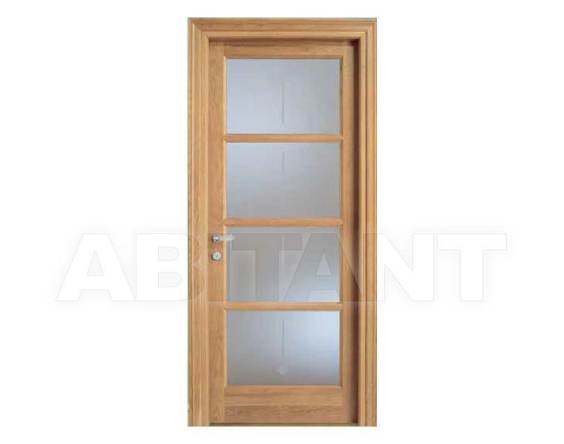 Купить Дверь деревянная Bertolotto Rodi 1  f4 Rovere Miele