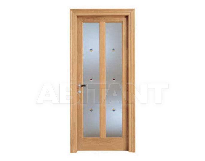 Купить Дверь деревянная Bertolotto Rodi 2 v Rovere Miele