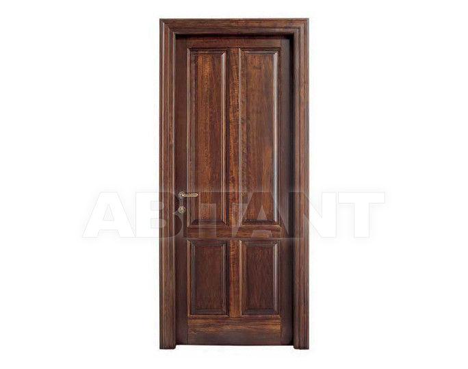 Купить Дверь деревянная Bertolotto Rodi 4 p softwood noce