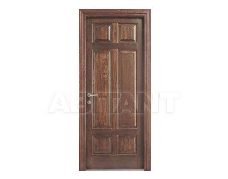 Купить Дверь деревянная Bertolotto Rodi 6 p softwood noce