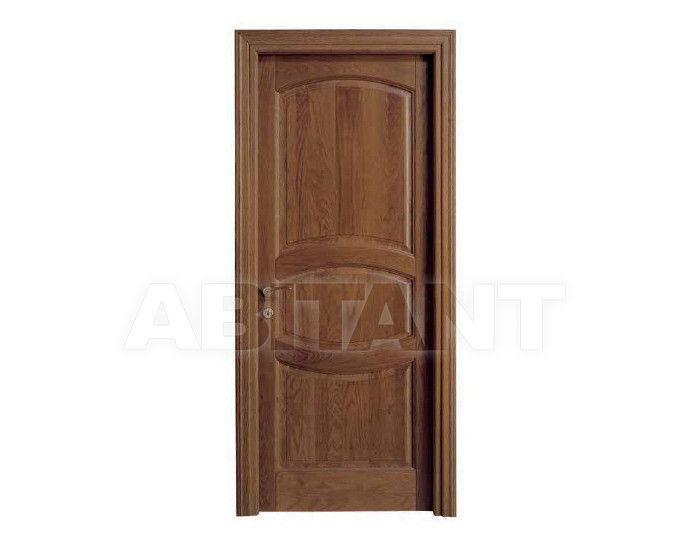 Купить Дверь деревянная Bertolotto Rodi 14 p rovere noce