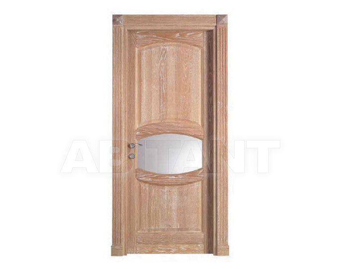 Купить Дверь деревянная Bertolotto Rodi 14 v1 rovere decape bianco