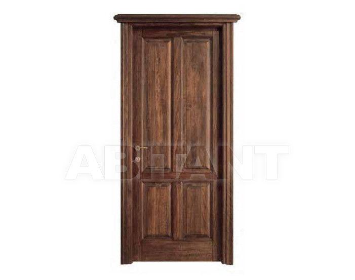 Купить Дверь деревянная Bertolotto Rodi serie 4 p softwood noce