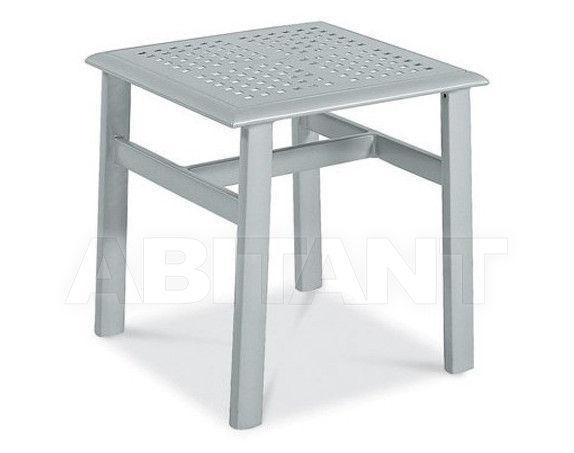 Купить Столик приставной MALINDI Contral Outdoor 606 SL = silver