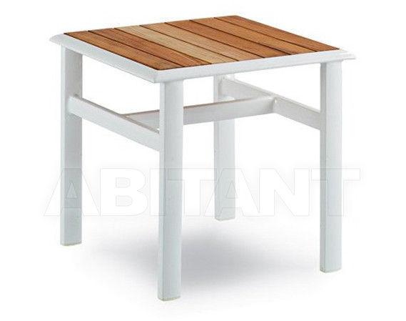 Купить Столик приставной MALINDI Contral Outdoor 607 BCO = bianco