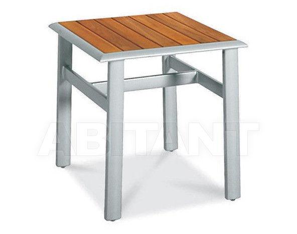 Купить Столик приставной MALINDI Contral Outdoor 607 SL = silver