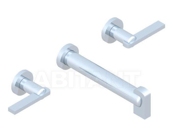 Купить Смеситель настенный THG Bathroom U2B.41SG Alberto Pinto with lever