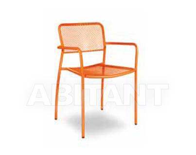 Купить Стул с подлокотниками MILLY Contral Outdoor 719 11 = orange