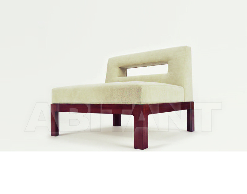 Купить Кресло D'argentat Paris Exworks NDOCHINE armchair without